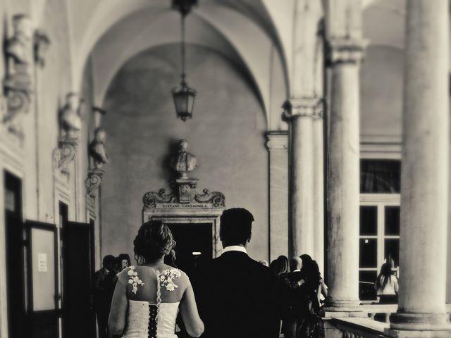 Il matrimonio di Roberta e Silvio a Genova, Genova 4
