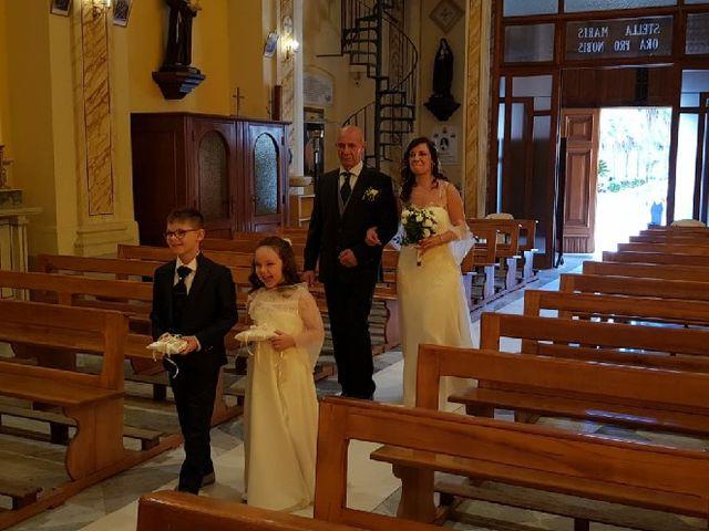 Il matrimonio di Antonio e Tamara a Sapri, Salerno 1