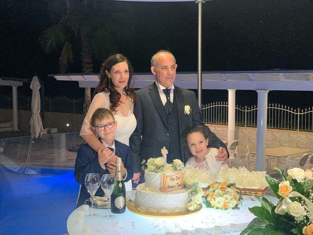 Le nozze di Tamara e Antonio