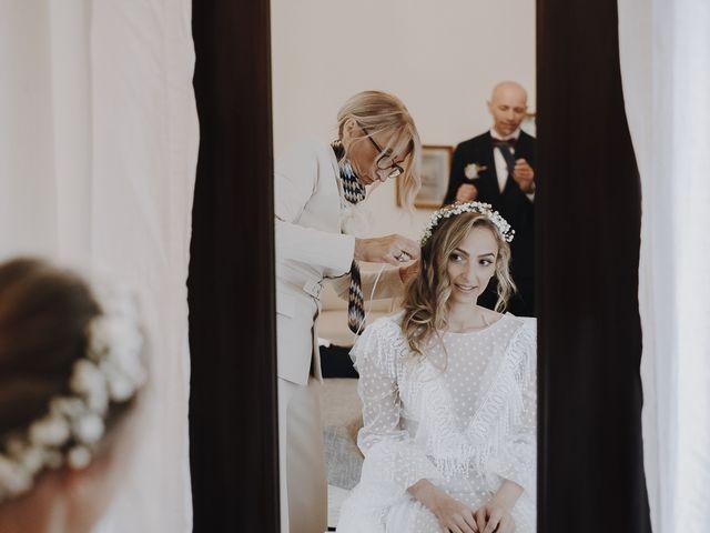 Il matrimonio di Marco e Martina a Grumello del Monte, Bergamo 29