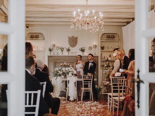 Il matrimonio di Marco e Martina a Grumello del Monte, Bergamo 32