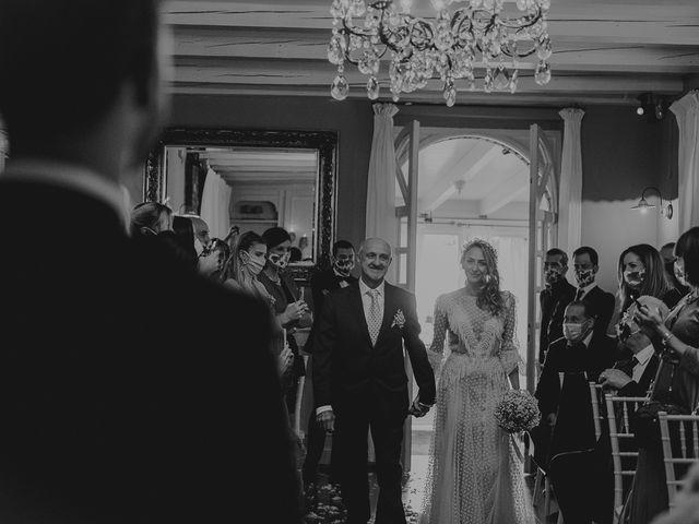 Il matrimonio di Marco e Martina a Grumello del Monte, Bergamo 34