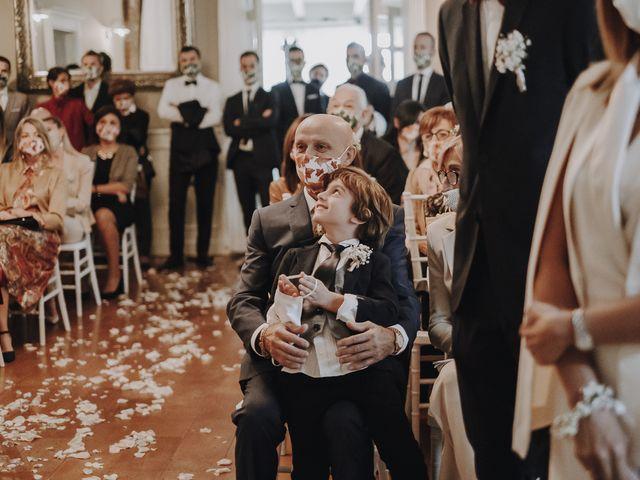 Il matrimonio di Marco e Martina a Grumello del Monte, Bergamo 38