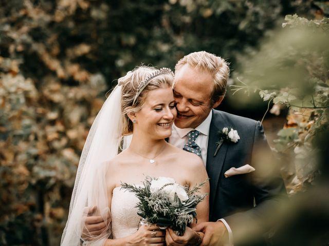 Le nozze di Mike e Hatti