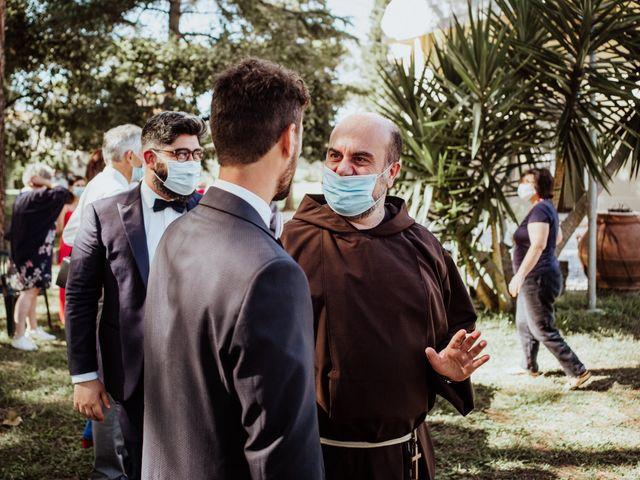 Il matrimonio di Ginevra e Domenico a Montopoli in Val d'Arno, Pisa 24