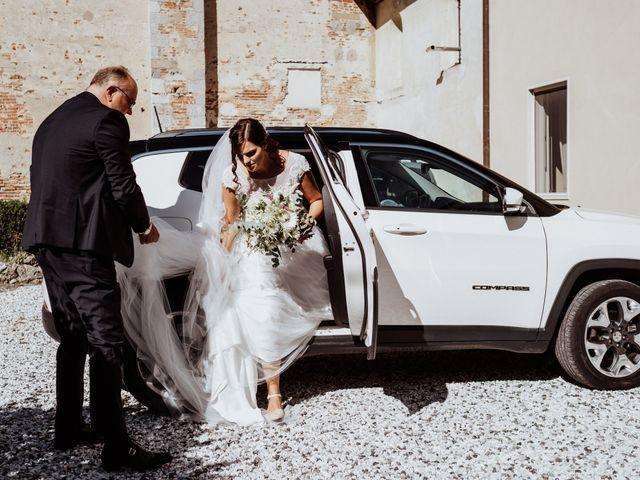 Il matrimonio di Ginevra e Domenico a Montopoli in Val d'Arno, Pisa 27