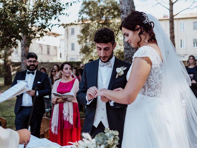 Il matrimonio di Ginevra e Domenico a Montopoli in Val d'Arno, Pisa 35