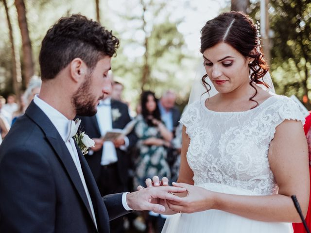 Il matrimonio di Ginevra e Domenico a Montopoli in Val d'Arno, Pisa 37