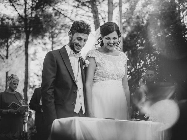 Il matrimonio di Ginevra e Domenico a Montopoli in Val d'Arno, Pisa 39