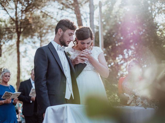 Il matrimonio di Ginevra e Domenico a Montopoli in Val d'Arno, Pisa 40