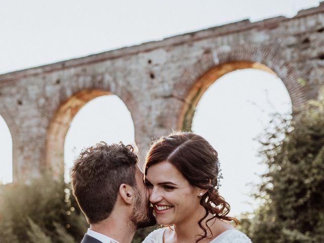 Il matrimonio di Ginevra e Domenico a Montopoli in Val d'Arno, Pisa 45