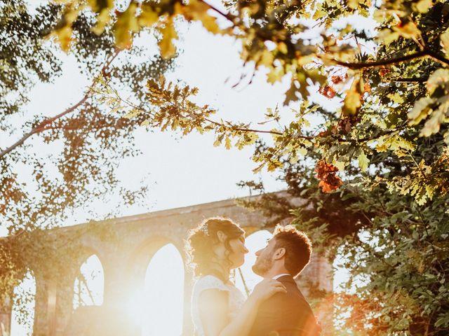 Il matrimonio di Ginevra e Domenico a Montopoli in Val d'Arno, Pisa 1