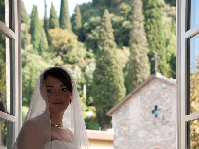 Il matrimonio di Nathan e Alessia a Varenna, Lecco 13