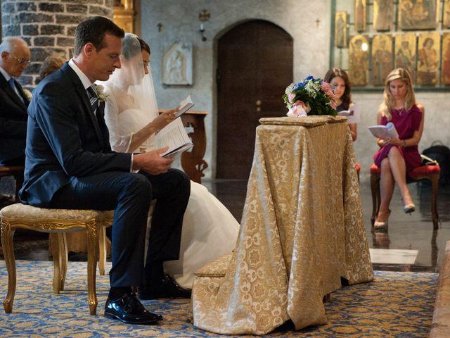Il matrimonio di Nathan e Alessia a Varenna, Lecco 16