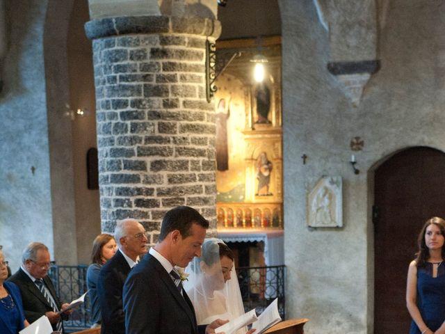 Il matrimonio di Nathan e Alessia a Varenna, Lecco 17
