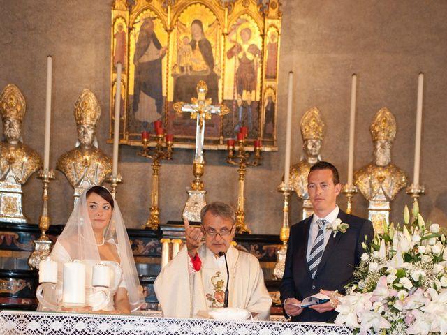 Il matrimonio di Nathan e Alessia a Varenna, Lecco 18