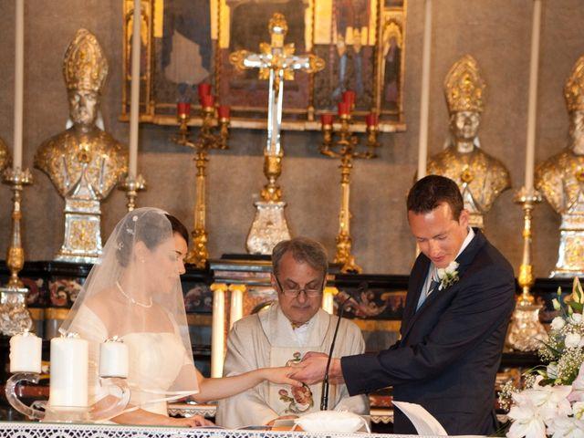Il matrimonio di Nathan e Alessia a Varenna, Lecco 19