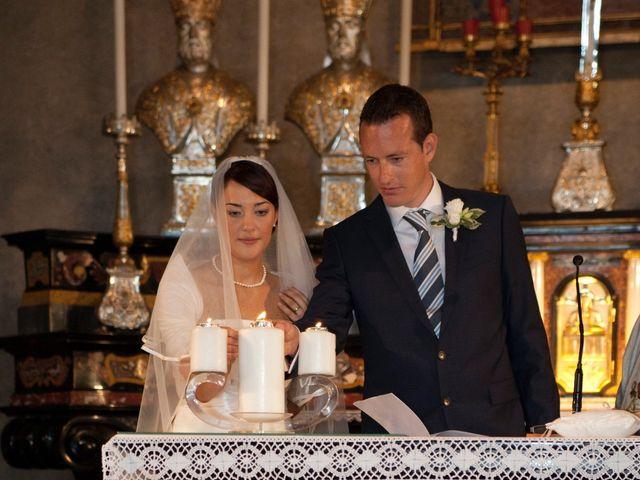 Il matrimonio di Nathan e Alessia a Varenna, Lecco 20