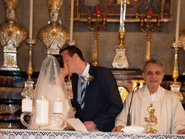 Il matrimonio di Nathan e Alessia a Varenna, Lecco 21