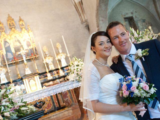 Il matrimonio di Nathan e Alessia a Varenna, Lecco 24