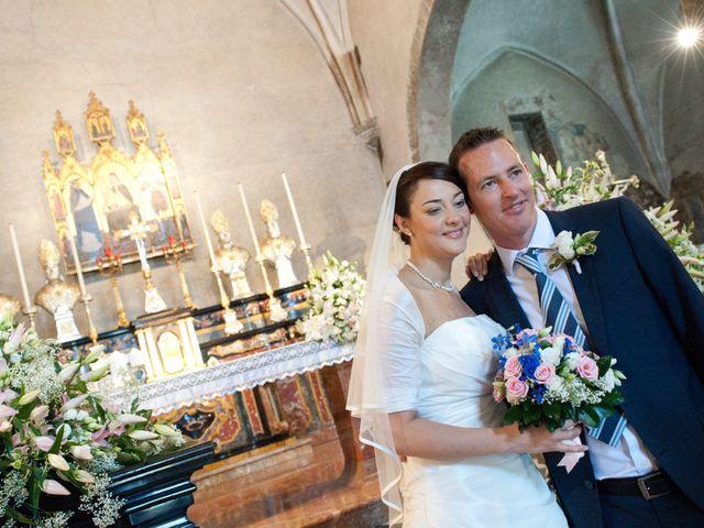 Il matrimonio di Nathan e Alessia a Varenna, Lecco 25