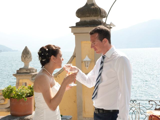 Il matrimonio di Nathan e Alessia a Varenna, Lecco 29