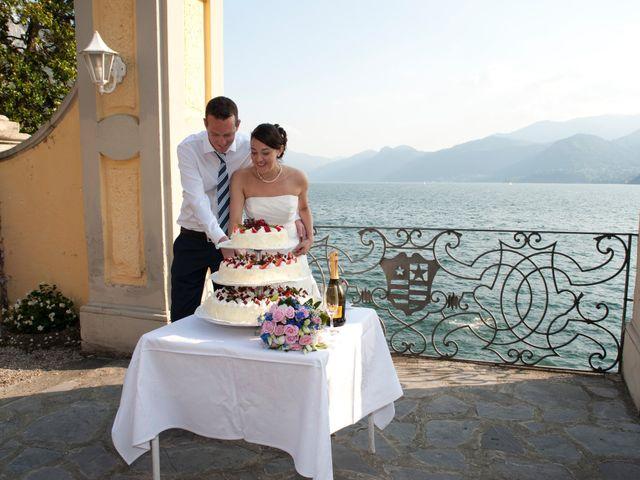 Il matrimonio di Nathan e Alessia a Varenna, Lecco 31