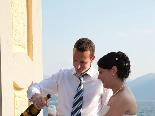 Il matrimonio di Nathan e Alessia a Varenna, Lecco 34