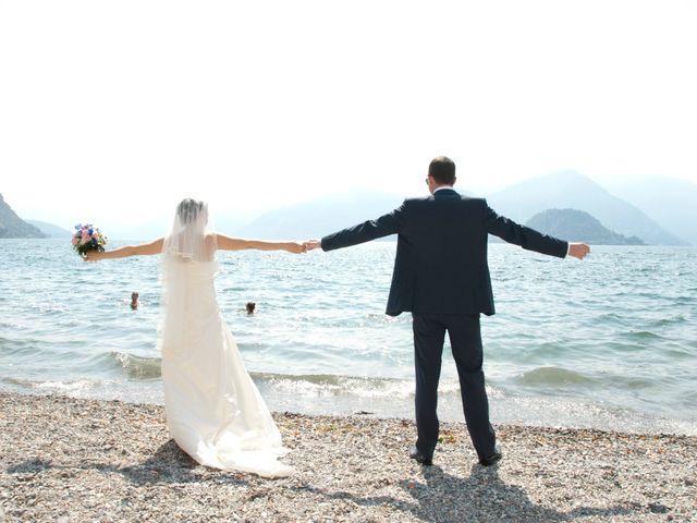 Il matrimonio di Nathan e Alessia a Varenna, Lecco 35