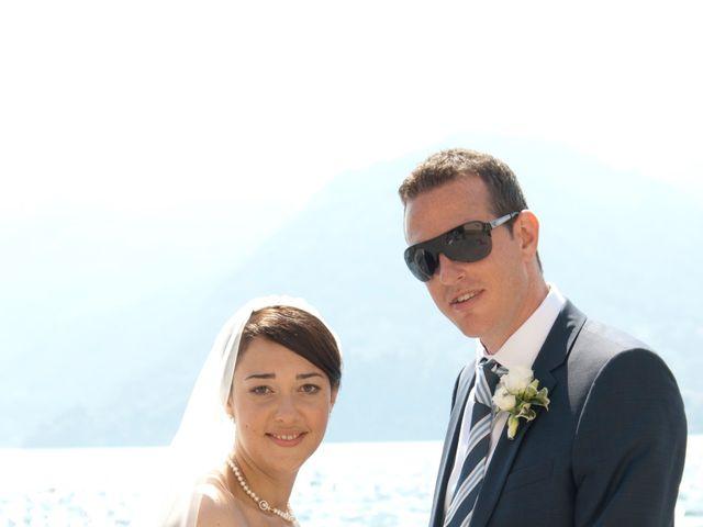 Il matrimonio di Nathan e Alessia a Varenna, Lecco 36
