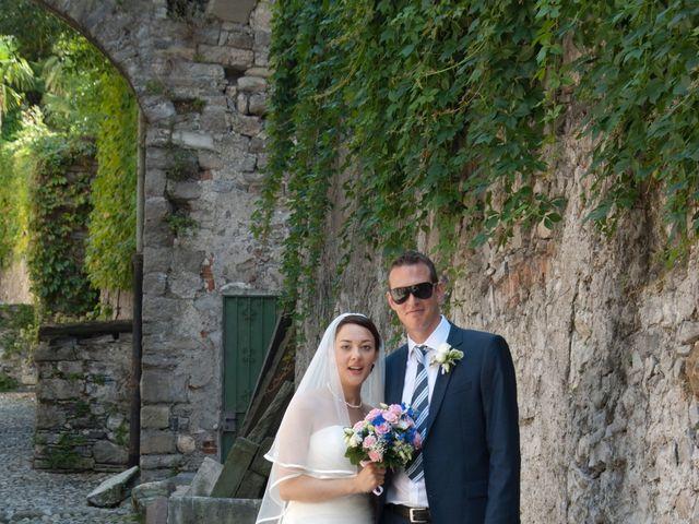 Il matrimonio di Nathan e Alessia a Varenna, Lecco 37
