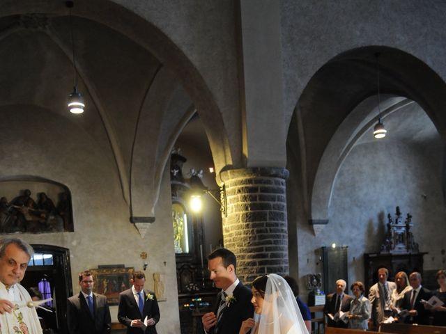 Il matrimonio di Nathan e Alessia a Varenna, Lecco 58