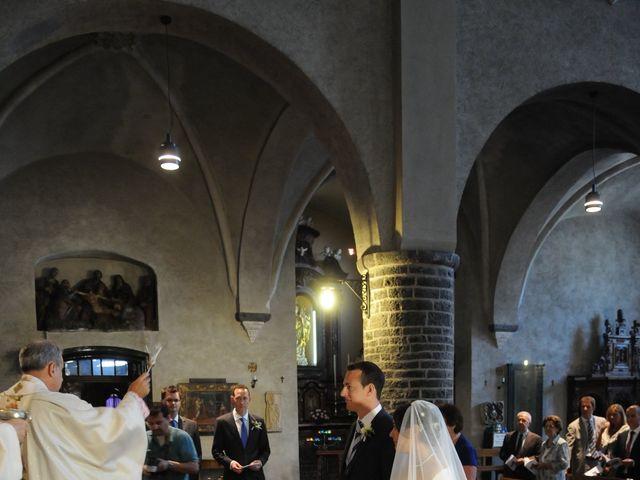 Il matrimonio di Nathan e Alessia a Varenna, Lecco 59
