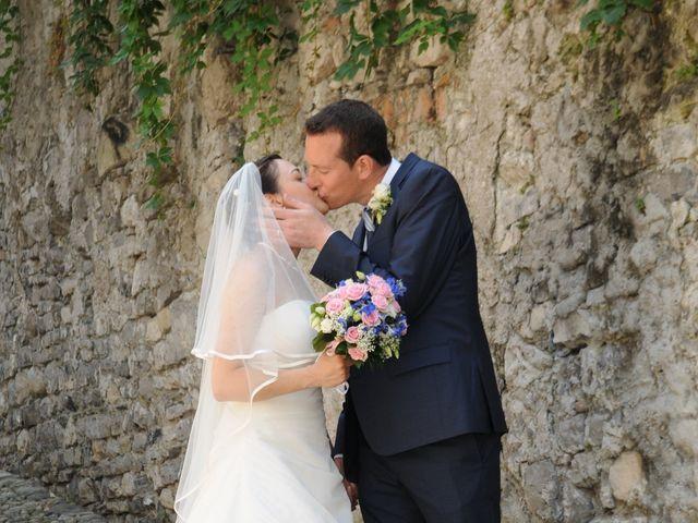 Il matrimonio di Nathan e Alessia a Varenna, Lecco 1