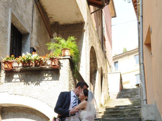 Il matrimonio di Nathan e Alessia a Varenna, Lecco 71