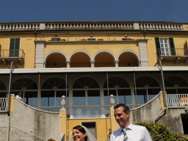 Il matrimonio di Nathan e Alessia a Varenna, Lecco 76