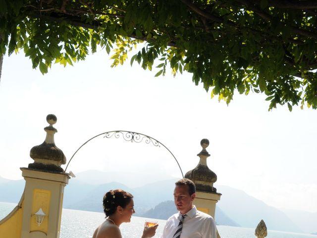 Il matrimonio di Nathan e Alessia a Varenna, Lecco 79