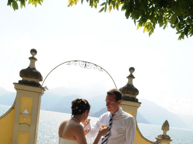 Il matrimonio di Nathan e Alessia a Varenna, Lecco 80