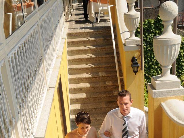 Il matrimonio di Nathan e Alessia a Varenna, Lecco 82