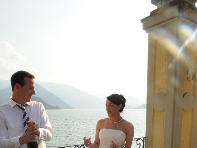 Il matrimonio di Nathan e Alessia a Varenna, Lecco 86
