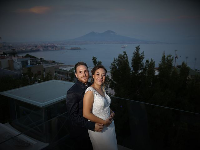 Il matrimonio di Genny e Mary a Napoli, Napoli 17
