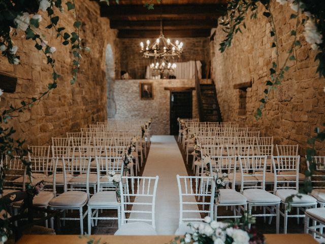 Il matrimonio di Marta e Dominik a Torgiano, Perugia 16