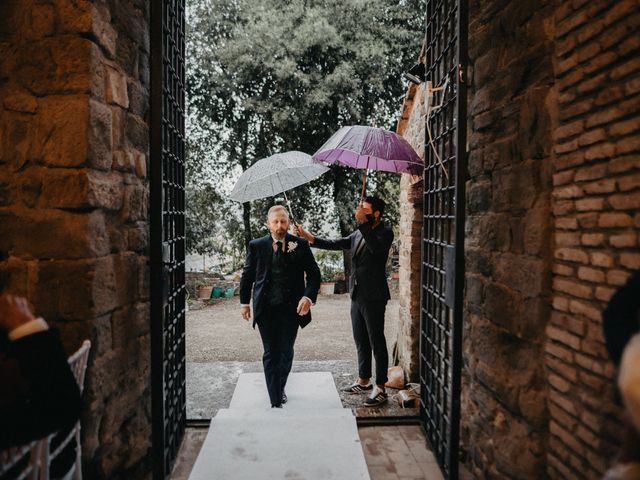 Il matrimonio di Marta e Dominik a Torgiano, Perugia 24