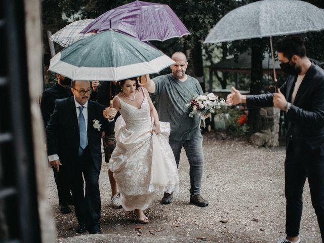 Il matrimonio di Marta e Dominik a Torgiano, Perugia 25