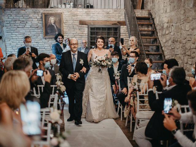 Il matrimonio di Marta e Dominik a Torgiano, Perugia 26