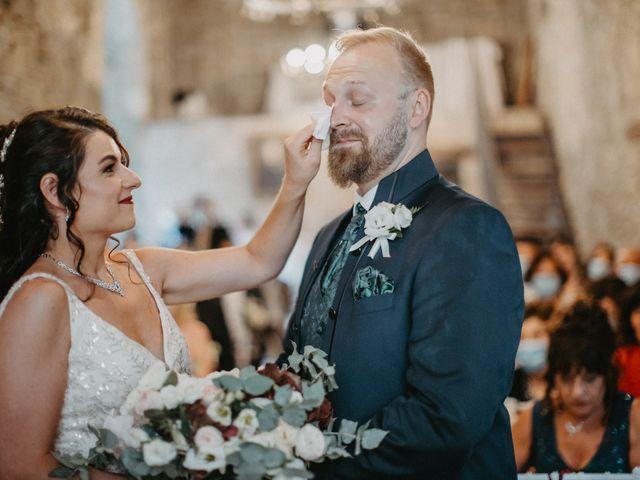 Il matrimonio di Marta e Dominik a Torgiano, Perugia 27