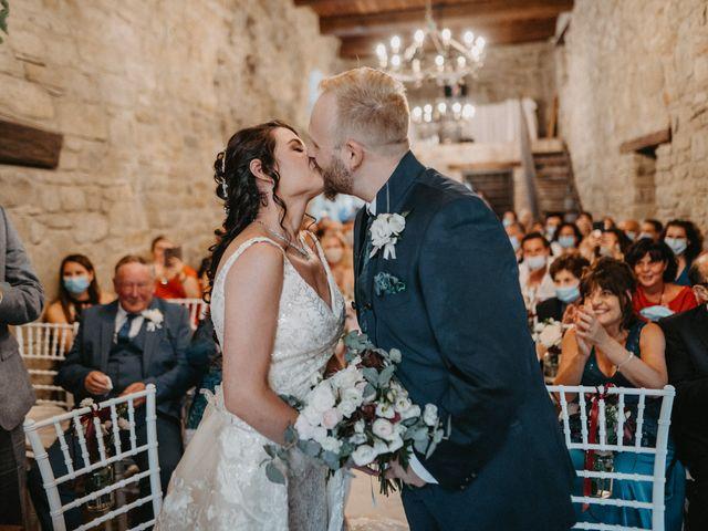Il matrimonio di Marta e Dominik a Torgiano, Perugia 28