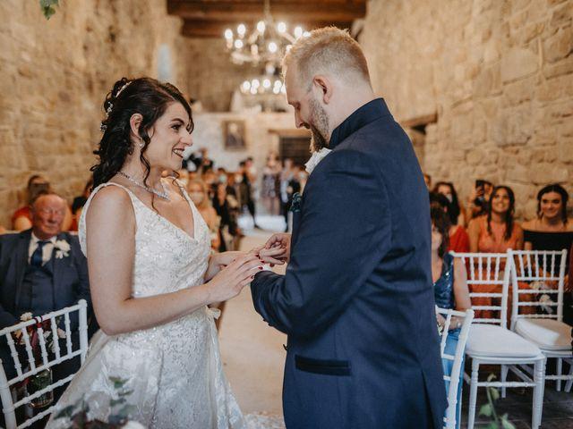 Il matrimonio di Marta e Dominik a Torgiano, Perugia 29