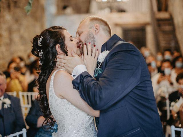 Il matrimonio di Marta e Dominik a Torgiano, Perugia 30