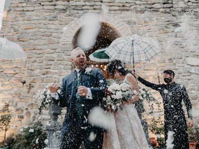 Il matrimonio di Marta e Dominik a Torgiano, Perugia 32